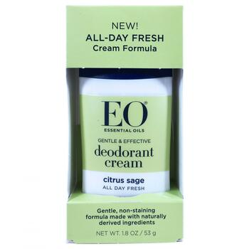 Купить EO Products Deodorant Cream Citrus Sage 53 g