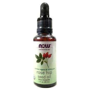 Купить Solutions Certified Organic Rose Hip Seed Oil 30 ml