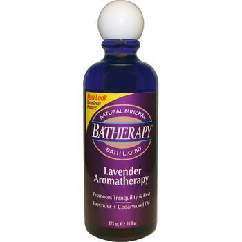 Купить Batherapy Natural Mineral Bath Liquid 473 ml