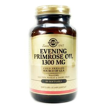 Купить Solgar Evening Primrose Oil 1300 mg 60 Softgels