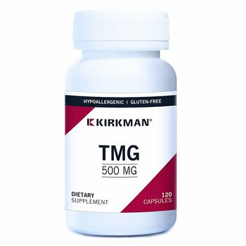 Купить TMG Trimethylglycine 500 mg 120 Capsules