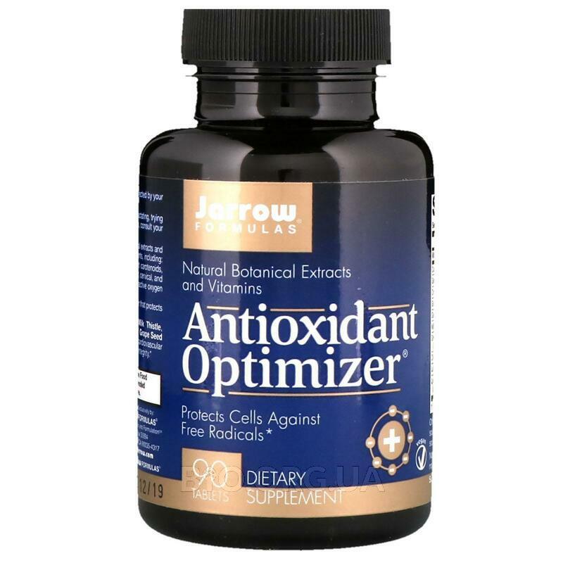 Оптимизатор антиоксидантов  90 таблеток фото товара
