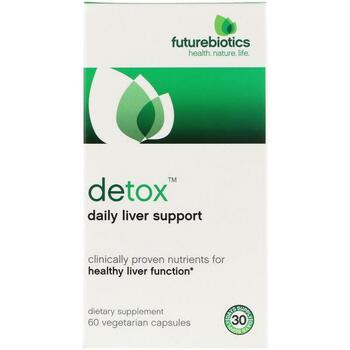 Купить Detox Daily Liver Support 60 Vegetarian Capsules