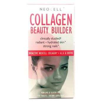 Купить Collagen Beauty Builder 150 Tablets (Неоцел Колаген з біотином...