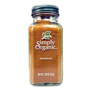 Купить Simply Organic Turmeric 67 g