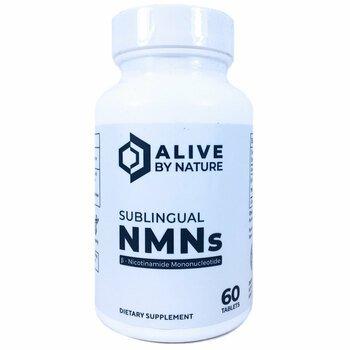 Купить Alive By Science NMN 125 mg Sublingual 60 Tablets