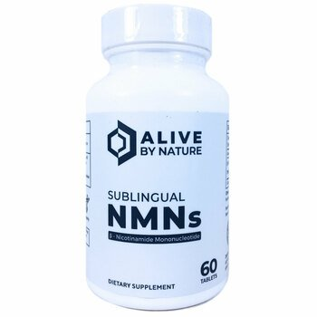 Купить Alive By Science Sublingual NMNs 60 Tablets