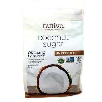 Купить Nutiva Organic Coconut Sugar 454 g