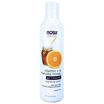 Купить Solutions Gel Cleanser Vitamin C & Manuka Honey 237 ml ( Solut...