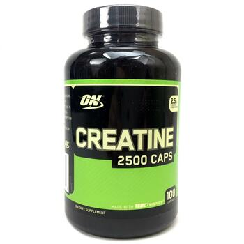 Купить Optimum Nutrition Creatine 2500 2.5 g 100 Capsules