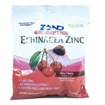 Купить Zand Echinacea Zinc Herbalozenge Very Cherry 15 Lozenges
