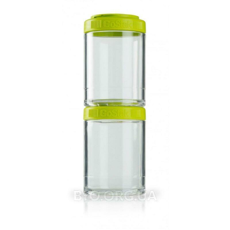 Переносные штабелируемые контейнеры , зеленые, 2 упаковки по 1... фото товара