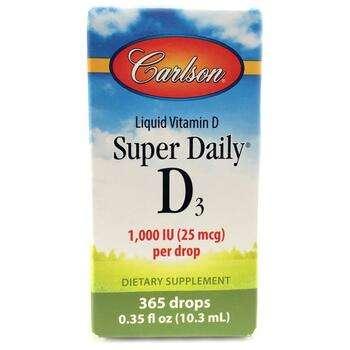 Купить Super Daily D3 1000 IU 10.3 ml