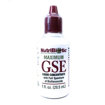 Купить NutriBiotic Maximum GSE Liquid Concentrate 29.5 ml