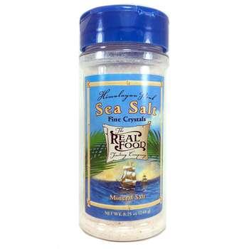 Купить Himalayan Pink Sea Salt 248 g (Гімалайський морська сіль рожев...