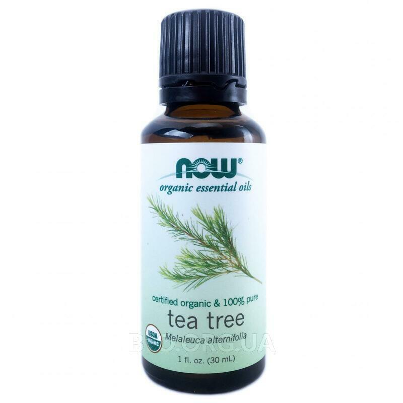 100% эфирное масло чайного дерева 30 мл