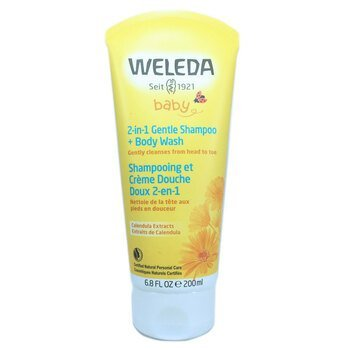 Купить Weleda Calendula Baby Shampoo and Body Wash 200 ml