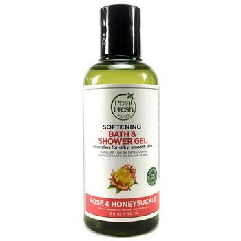 Купить Petal Fresh Pure Softening Bath Shower Gel Rose Honeysuckle 90 ml