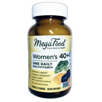Купить MegaFood Women Over 40 One Daily 90 Tablets