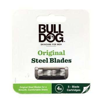 Купить Original Steel Blades Refill Four 5-Blade Cartridges ( Оригина...