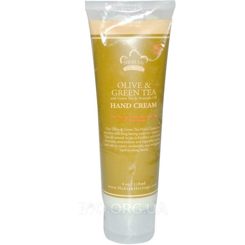 Olive Green Tea Hand Cream 118 ml фото товара