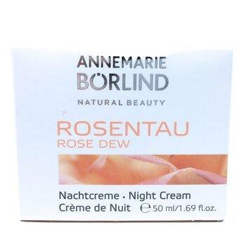 Купить Rosentau Rose Dew Night Cream 50 ml