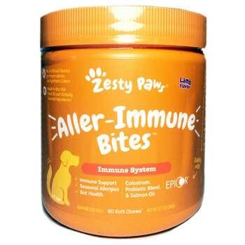 Купить Allergy Immune Bites Digestive & Immune Health for Dogs All Ag...
