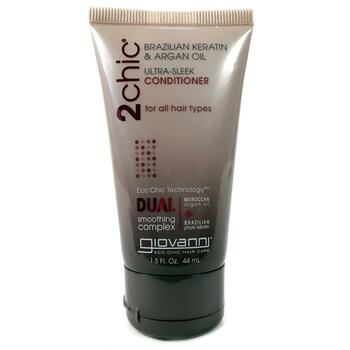 Купить Giovanni 2chic Ultra Sleek Conditioner for All Hair Types Braz...