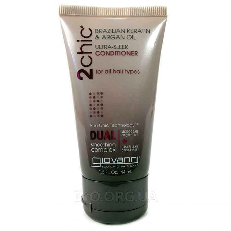 Джиованни Кондиционер для всех типов волос бразильское масло к... фото товара
