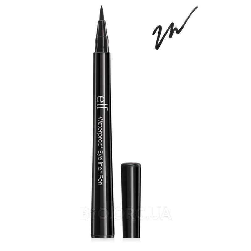 Водостойкая подводка для глаз ELF Cosmetics, цвет черный 1,8 г... фото товара