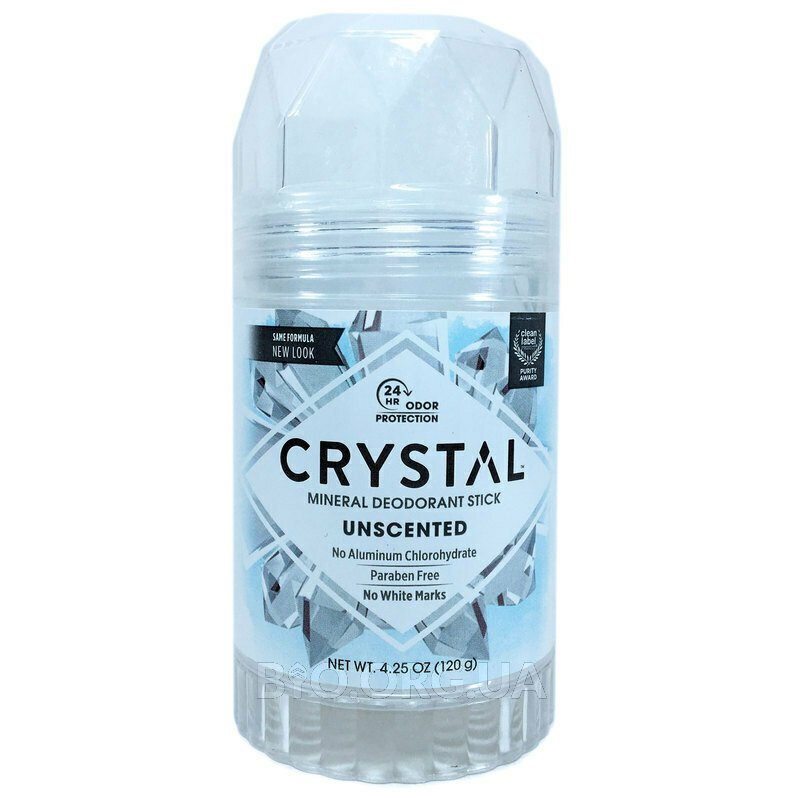 Кристалл для тела дезодорант стик 120 г фото товара