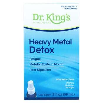 Купить Aqua Flora Heavy Metal Detox 59 ml