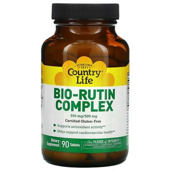 Купить Bio-Rutin Complex 500 mg / 500 mg 90 Tablets