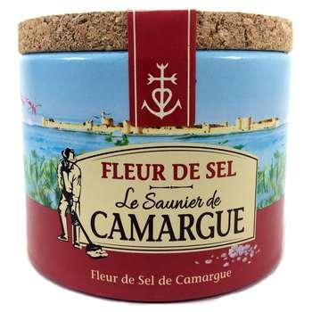 Купить Le Saunier de Camargue Fleur de Sel Sea Salt 125 g