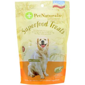 Купить Pet Naturals of Vermont Superfood Treats for Dogs Homestyle Ch...