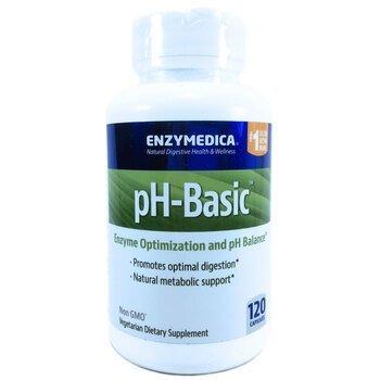 Купить Enzyme pH-Basic 120 Capsules