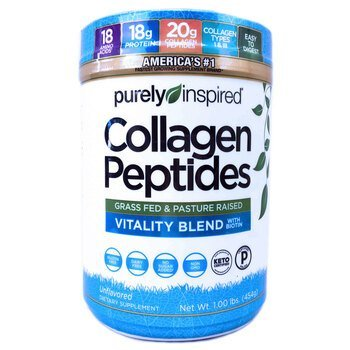 Фото товара Purely Inspired Коллагеновые пептиды без запаха 454 г