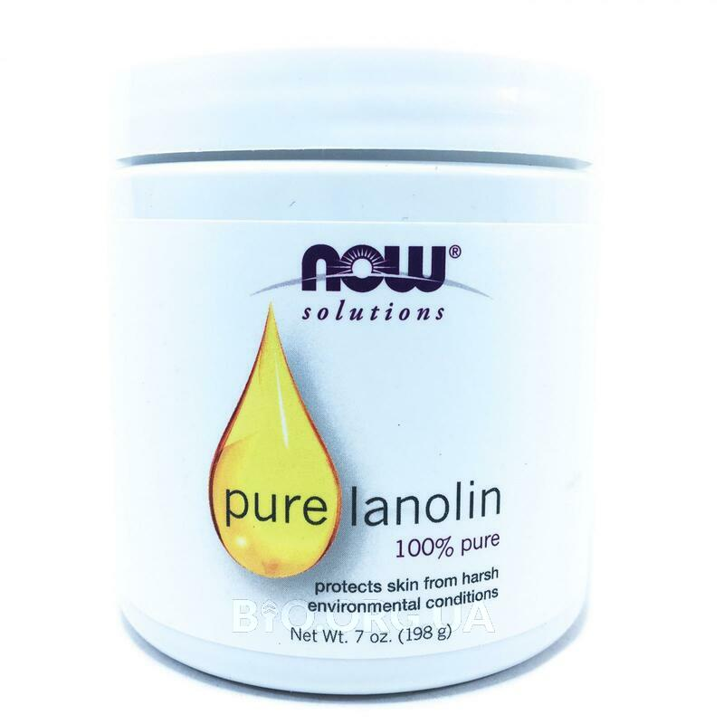 Now Foods Solutions Pure Lanolin 207 ml
