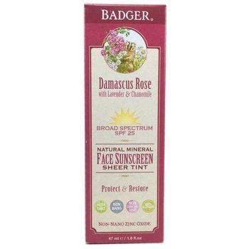 Купить Damascus Rose Mineral Face Sunscreen SPF 25 47 ml (Мінеральне ...