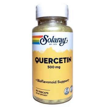 Купить Quercetin 500 mg 90 VegCaps (Кверцетин 500 мг 90 капсул)