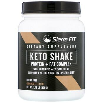 Купить Keto Shake Chocolate 675 g