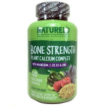 Купить NATURELO Bone Strength Plant Calcium Complex 120 Vegetarian Ca...