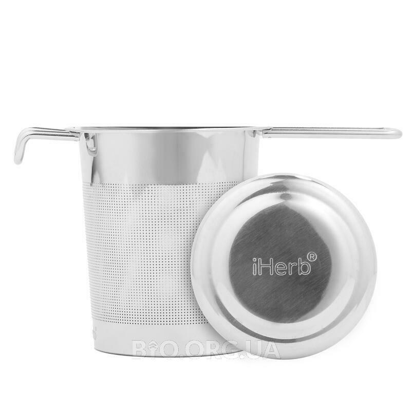 iHerb Goods Stainless Steel Tea Infuser