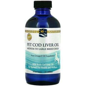 Купить Nordic Naturals Pet Cod Liver Oil 237 ml
