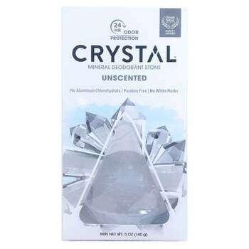 Купить Crystal Body Deodorant Mineral Deodorant Stone Unscented 140 g