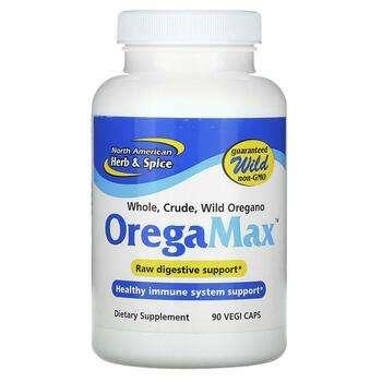 Купить North American Herb & Spice Co. OregaMax 90 Veggie Caps