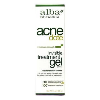 Купить Acne Dote Invisible Treatment Gel Oil-Free 14 g ( Acne Dote Не...