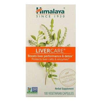 Купить Herbal Healthcare Liver Care 180 Veggie Caps