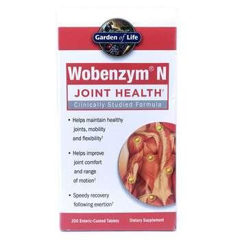Купить Wobenzym N Joint Health 200 Enteric-Coated Tablets