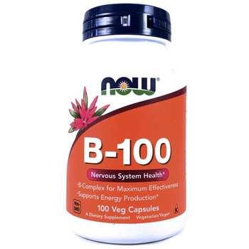 Купить B-100 100 Capsules ( Комплекс Вітаміну B-100 100 капсул)